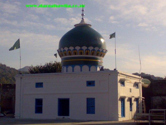 Peer Syed Abu Mas'ud Mahmood Shah Muhaddis Hazarvi{r.a} dargah